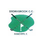 Logo of golf course named Storybrook Country Club