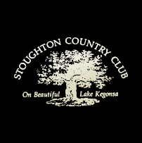 Logo of golf course named Stoughton Country Club