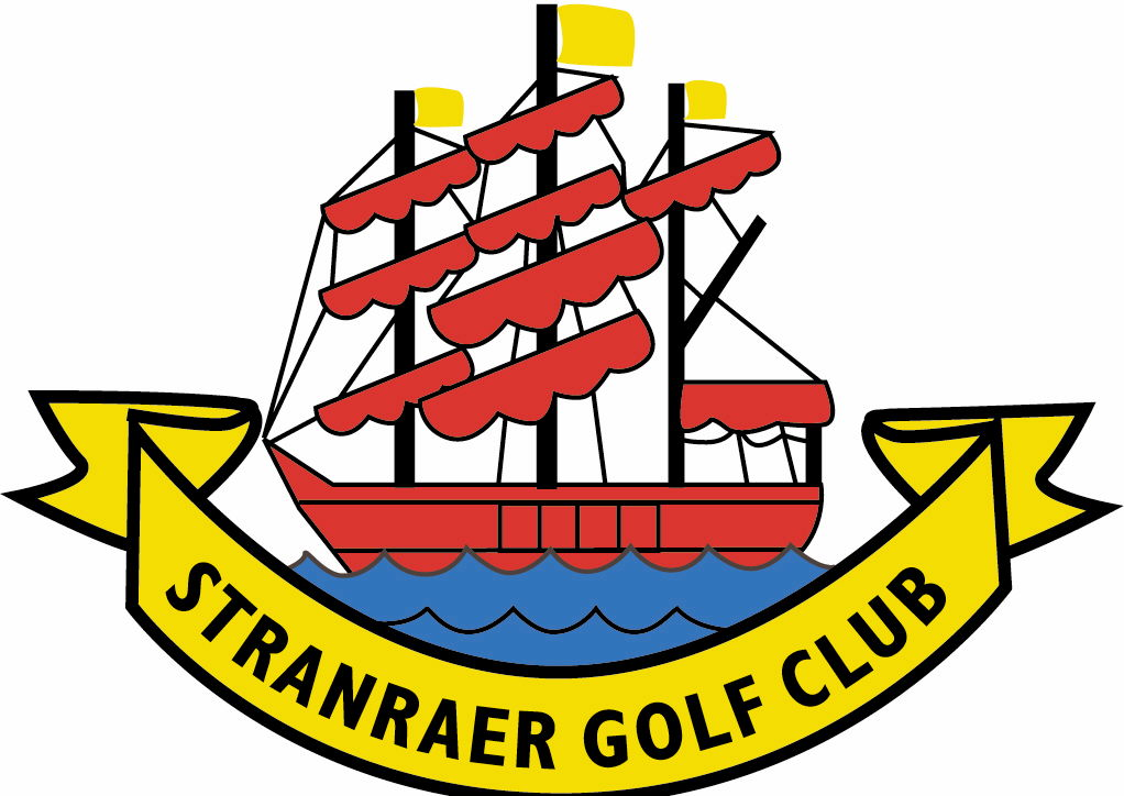 Logo of golf course named Stranraer Golf Club