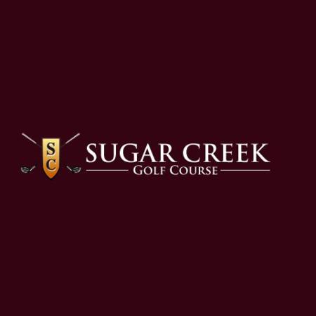 Logo of golf course named Sugar Creek Golf Course