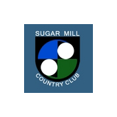 Logo of golf course named Sugar Mill Country Club