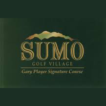 Logo of golf course named Sumo Golf Village