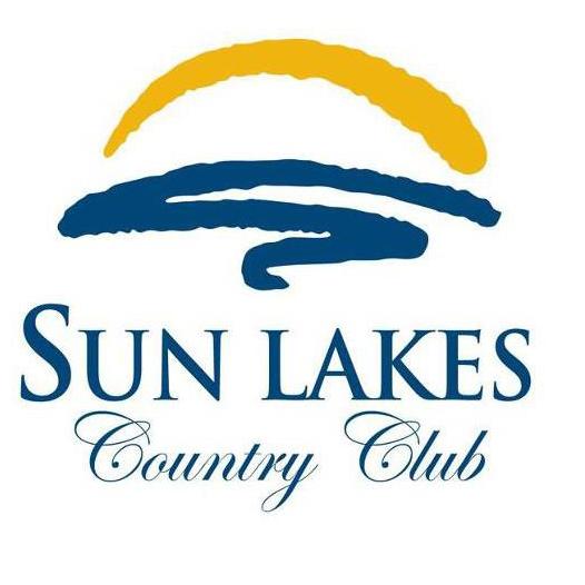 Logo of golf course named Sun Lakes Country Club Executive Course