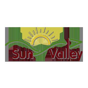 Logo of golf course named Sun Valley Golf Course