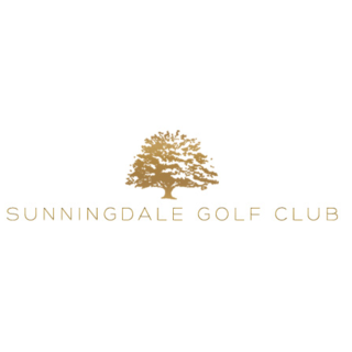 Logo of golf course named Sunningdale Golf Club - New Course
