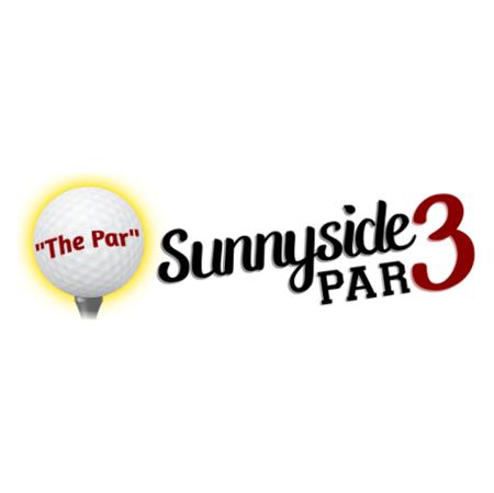Logo of golf course named Sunnyside Par 3 Golf Course