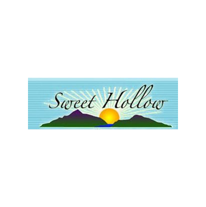 Logo of golf course named Sweet Hollow Golf Course