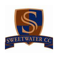 Logo of golf course named Sweetwater Golf and Tennis Club