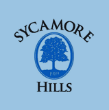 Logo of golf course named Sycamore Hills Golf Club