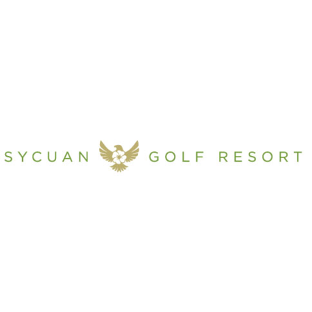 Logo of golf course named Sycuan Resort