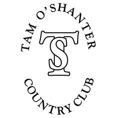 Logo of golf course named Tam O'Shanter Golf Club, Inc.