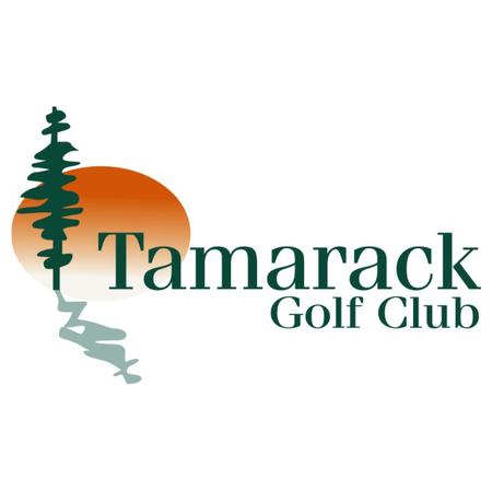 Logo of golf course named Tamarack Golf Club