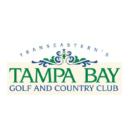 Logo of golf course named Tampa Bay Golf and Country Club