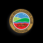 Logo of golf course named Tanah Merah Country Club