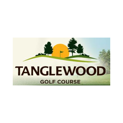 Logo of golf course named Tanglewood Golf Course