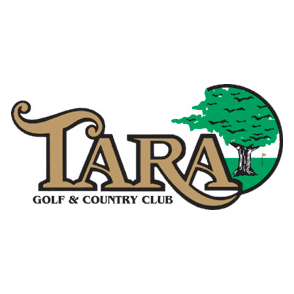 Logo of golf course named Tara Golf and Country Club