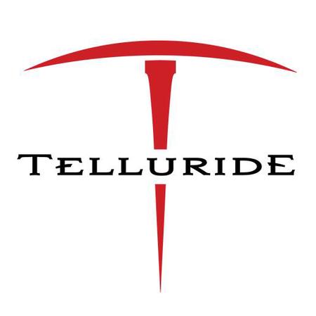 Logo of golf course named Telluride Golf Club