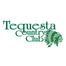 Logo of golf course named Tequesta Country Club