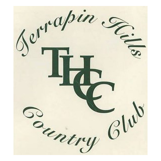 Logo of golf course named Terrapin Hills Country Club