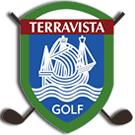 Logo of golf course named Terravista Golf Course