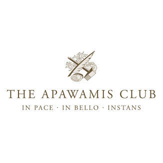Logo of golf course named The Apawamis Club