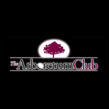 Logo of golf course named The Arboretum Club