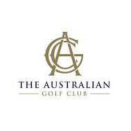 Logo of golf course named The Australian Golf Club