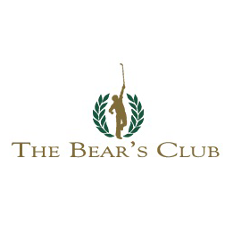 Logo of golf course named The Bear's Club