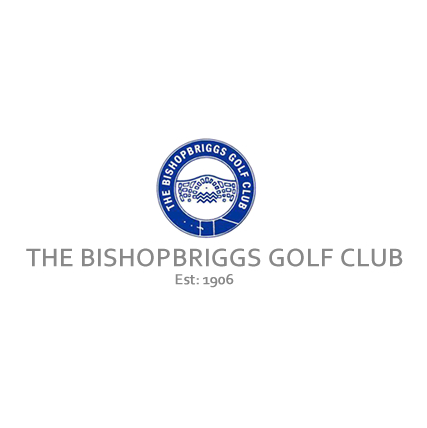 Logo of golf course named The Bishopbriggs Golf Club