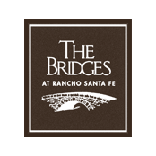 Logo of golf course named The Bridges at Rancho Santa Fe