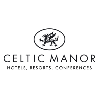 Logo of golf course named The Celtic Manor Resort - The Roman Road Course