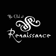 Logo of golf course named The Club at Renaissance