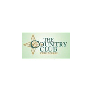Logo of golf course named The Country Club