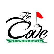 Logo of golf course named The Cove of Rotonda Golf Center