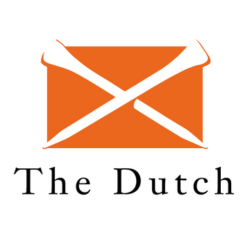 Logo of golf course named The Dutch