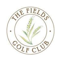 Logo of golf course named The Fields Golf Club