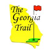 Logo of golf course named The Georgia Trail at Sugarloaf