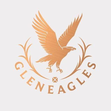 Logo of golf course named The Gleneagles Resort - PGA Centenary