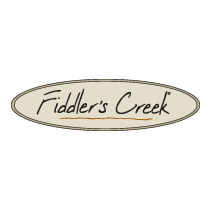 Logo of golf course named The Golf Club at Fiddler's Creek