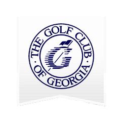 Logo of golf course named The Golf Club of Georgia