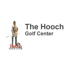 Logo of golf course named The Hooch Golf Club