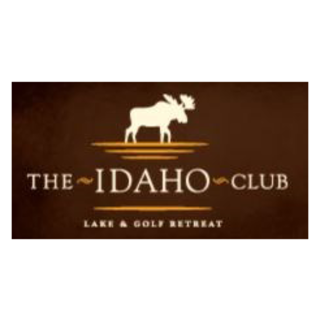 Logo of golf course named The Idaho Club