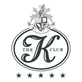 Logo of golf course named The K Club Golf Resort - The Palmer Ryder Cup Course