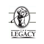 Logo of golf course named The Legacy Golf and Tennis Club