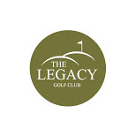 Logo of golf course named The Legacy Golf Club