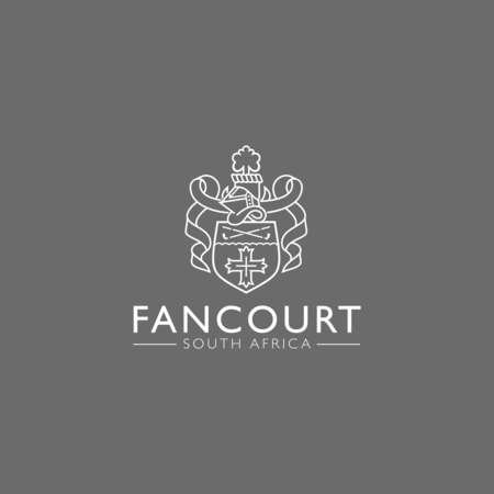 Logo of golf course named The Links at Fancourt