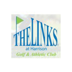 Logo of golf course named The Links at Harrison Golf and Athletic Club