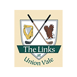 Logo of golf course named The Links at Union Vale