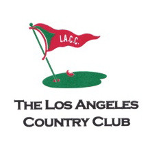 Logo of golf course named The Los Angeles Country Club