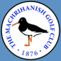 Logo of golf course named The Machrihanish Golf Club